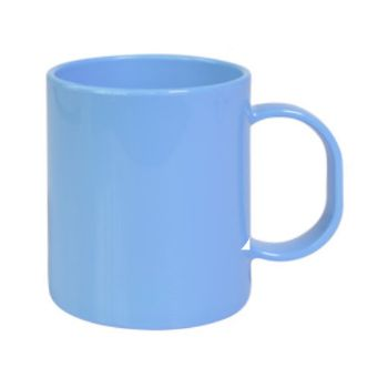 Personalised Polymer Full Color Mug 300ml - Blue